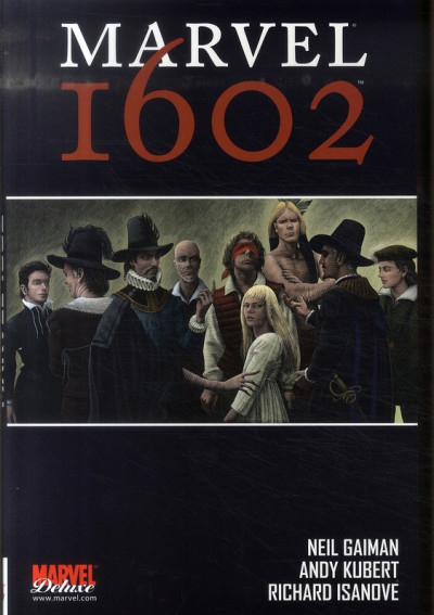 Couverture Marvel 1602 tome 1