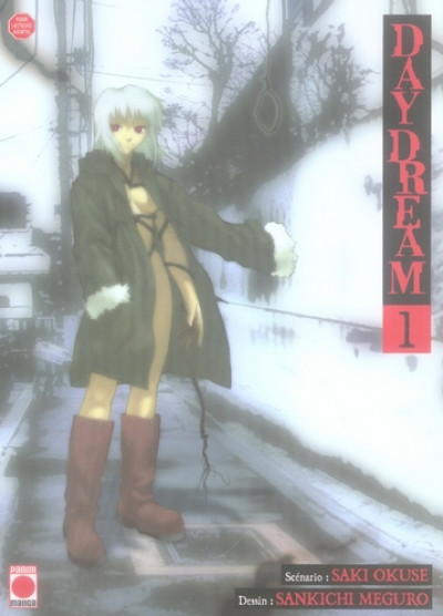 Couverture daydream tome 1