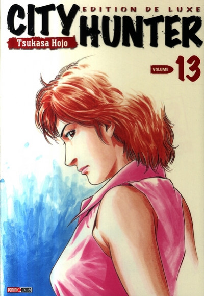 Couverture city hunter tome 13