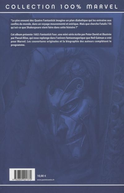 Dos 1602 tome 4 - les fantastick