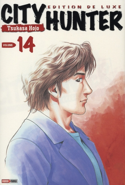 Couverture city hunter tome 14