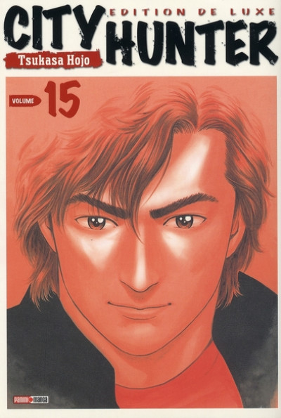 Couverture city hunter tome 15