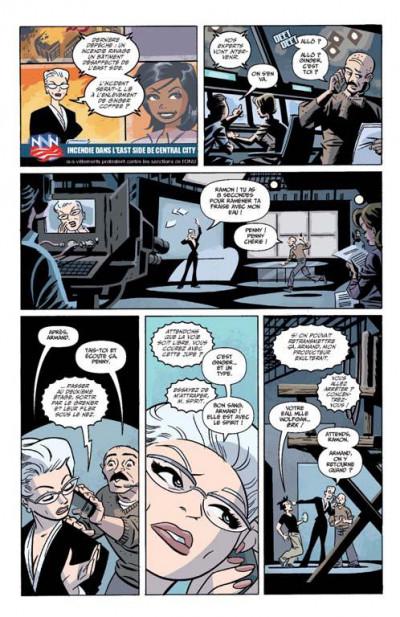Page 1 le spirit tome 1 - résurrection