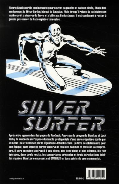 Dos silver surfer