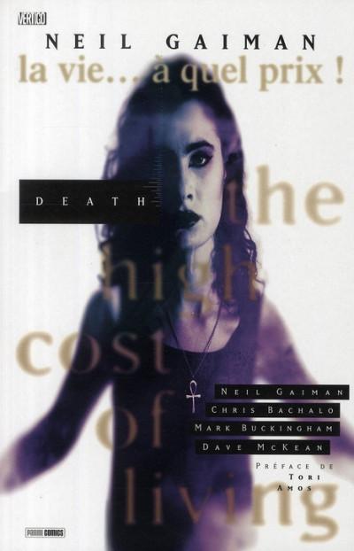 Couverture death ; la vie... à quel prix !