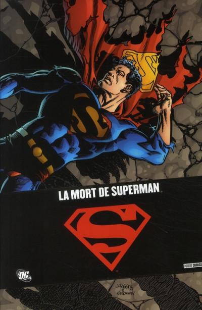 Couverture Superman - la mort de Superman