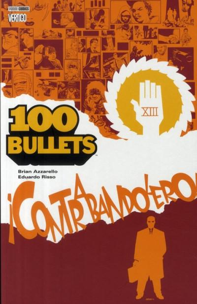 Couverture 100 bullets tome 6 - contrabandolero