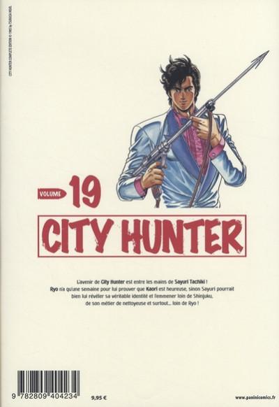 Dos city hunter tome 19