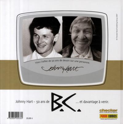Dos le livre d'or de b.c. ; 50 ans de carrière