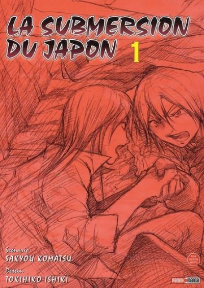 Couverture la submersion du japon tome 1