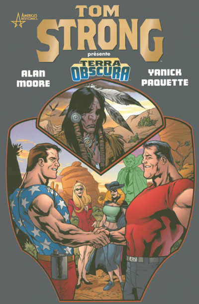 Couverture tom strong tome 5 - terra obscura