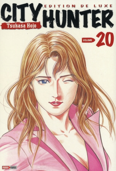 Couverture city hunter tome 20