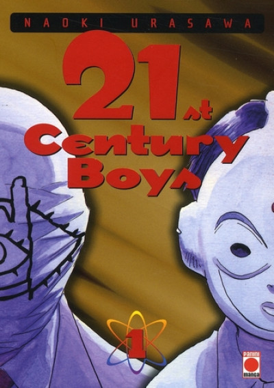 Couverture 20th century boys tome 23 - 21st century boys tome 1