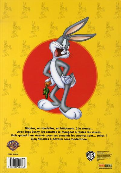 Dos bugs bunny tome 1 - touche pas à mes carottes !