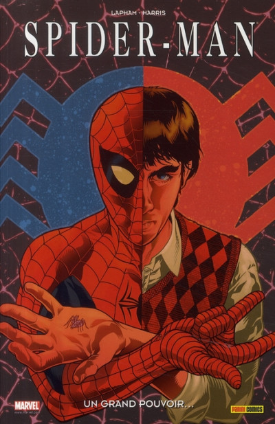 Couverture spider-man - un grand pouvoir...
