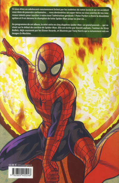 Dos spider-man - un grand pouvoir...
