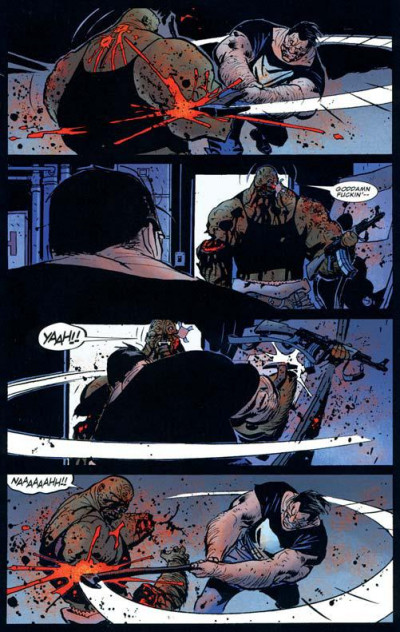 Page 1 the punisher tome 12 - la longue nuit froide