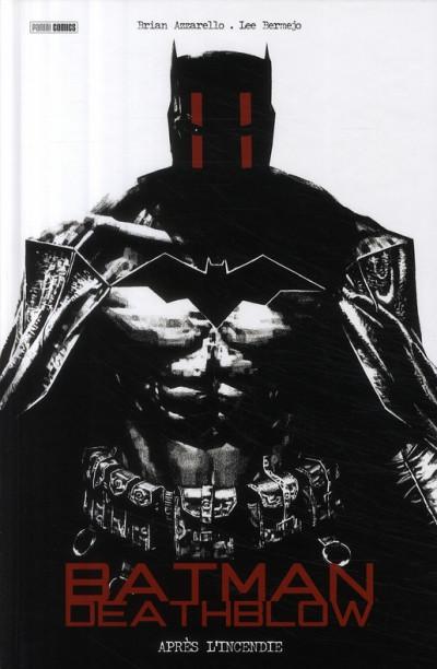 Couverture batman ; deathblow