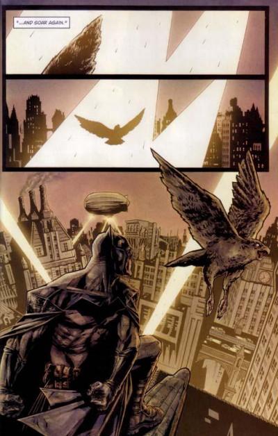 Page 1 batman ; deathblow