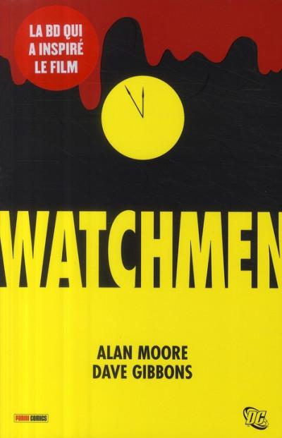 Couverture Watchmen