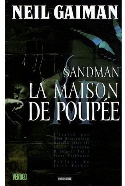 Couverture Sandman tome 2