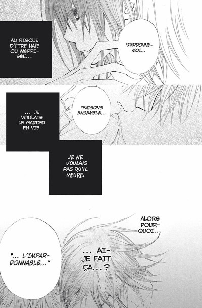 Page 0 vampire knight tome 8
