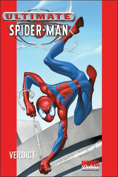 Couverture Ultimate spider-man tome 3