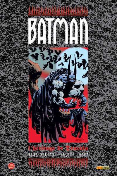 Couverture Batman & Dracula tome 2 - l'héritage de dracula