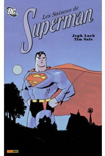Couverture les saisons de superman