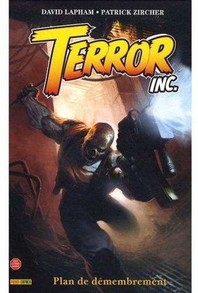 Couverture terror inc. tome 1