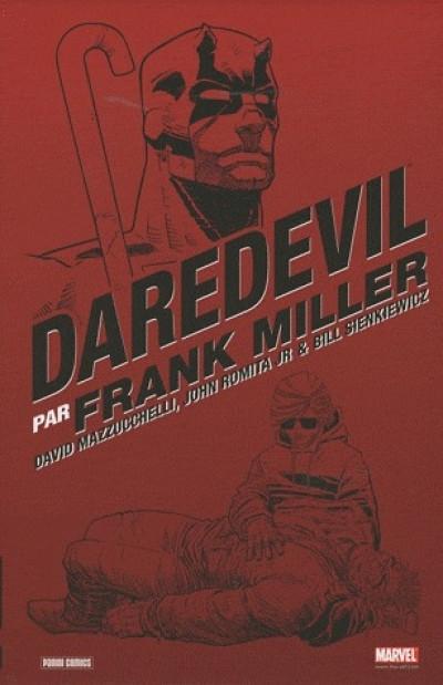 Couverture Daredevil