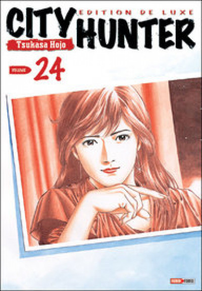 Couverture city hunter tome 24