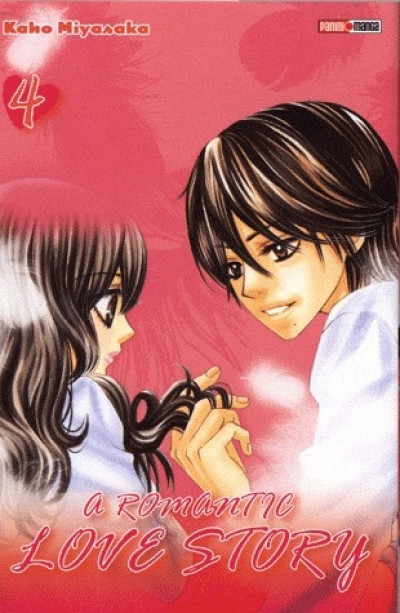 Couverture a romantic love story tome 4