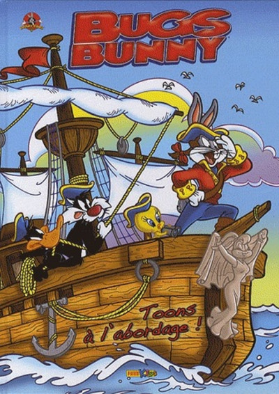 Couverture bugs bunny tome 4