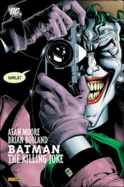 Couverture batman ; the killing joke