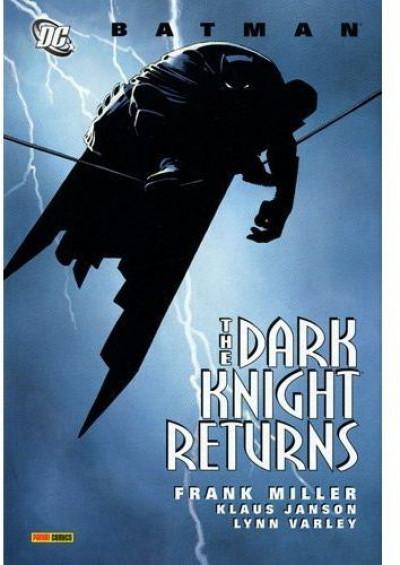 Couverture batman ; the dark knight returns
