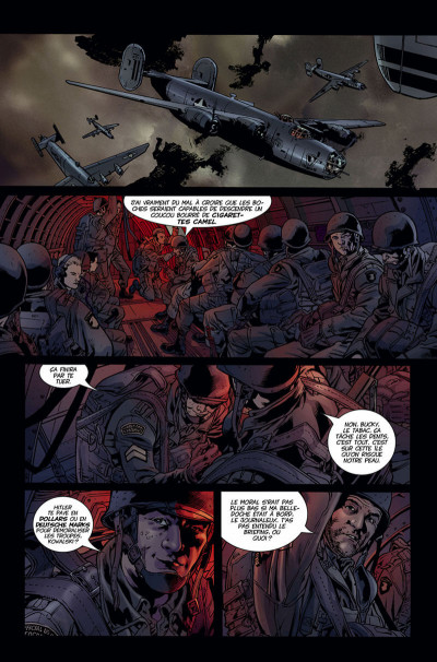 Page 9 Ultimates tome 1
