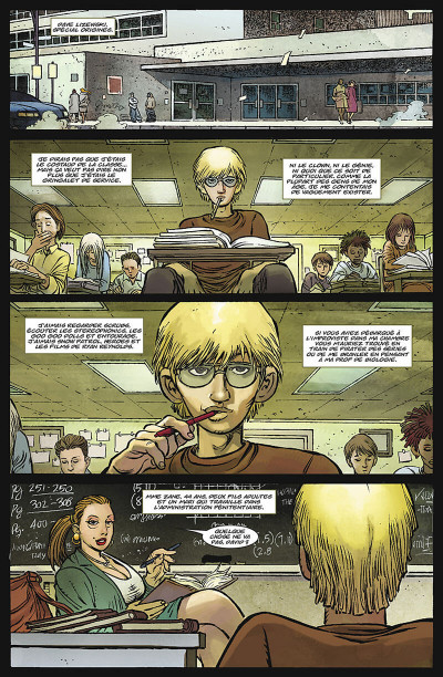 Page 8 kick ass tome 1