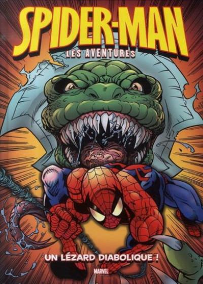 Couverture Spider-man, les aventures tome 3