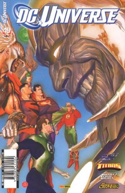Couverture DC universe tome 49