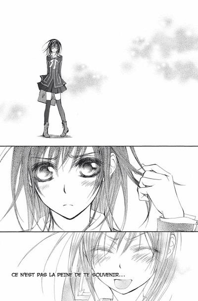 Page 0 vampire knight tome 10