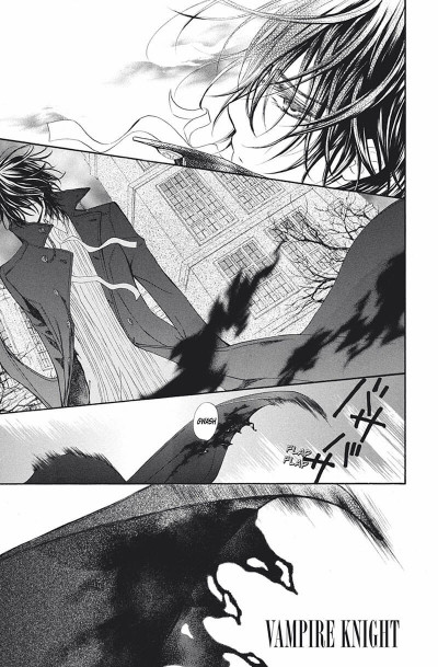 Page 6 vampire knight tome 10