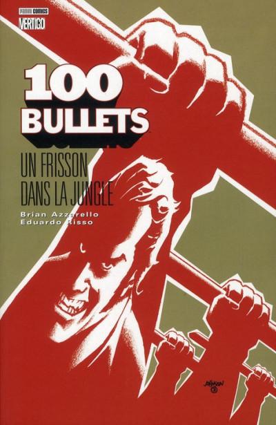 Couverture 100 bullets tome 9 - un frisson dans la jungle