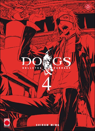 Couverture dogs bullets & carnage tome 4
