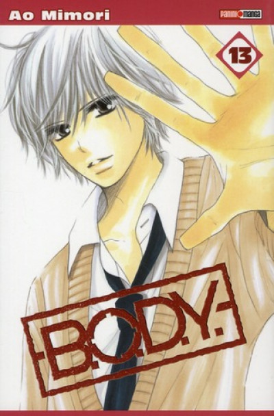 Couverture b.o.d.y tome 13