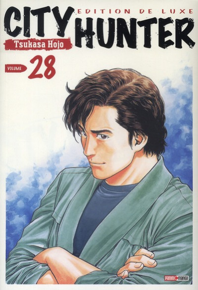 Couverture city hunter tome 28