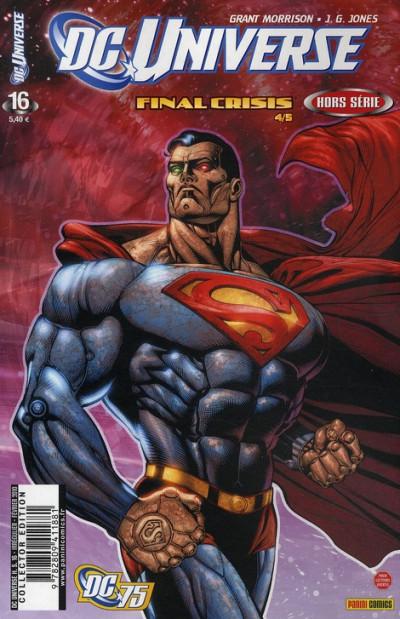 Couverture DC universe HS tome 16
