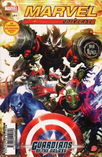 Couverture Marvel universe tome 19