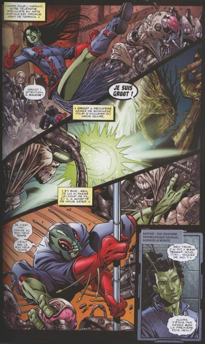 Page 1 Marvel universe tome 19