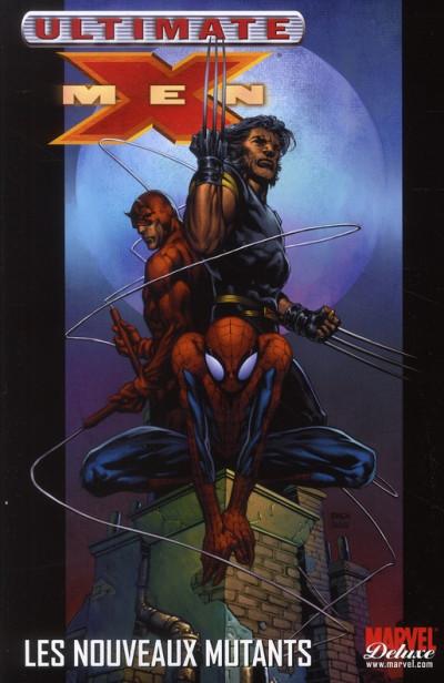 Couverture ultimate x-men tome 4 - les nouveaux mutants